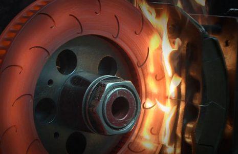 انتقال حرارت دیسک و لنت