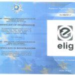 گواهینامه استاندارد اتحادیه اروپا