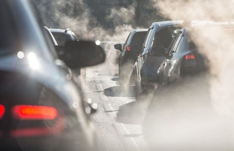تاثیر لنت ترمز بر آلودگی هوا